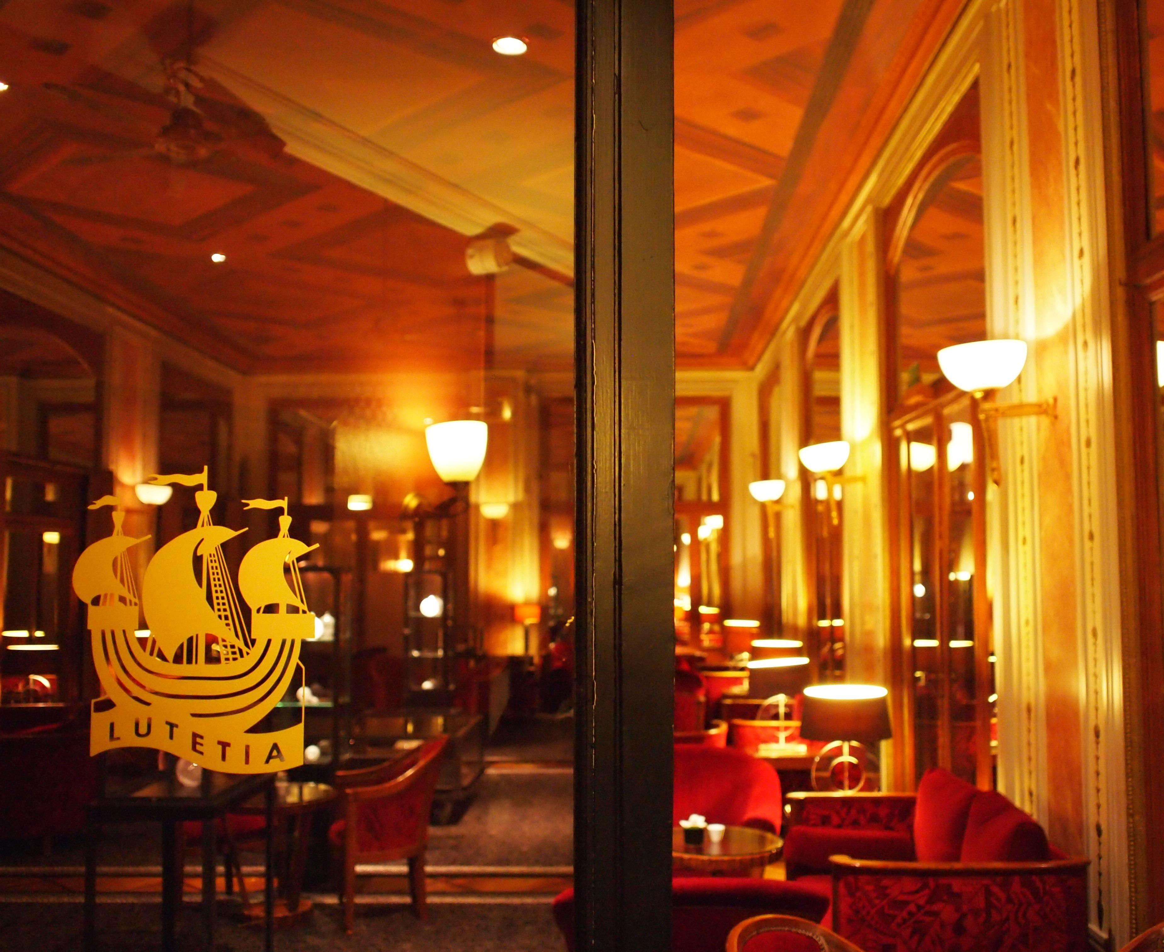Saint valentin 2012 silencio - Hotel lutetia paris restaurant ...