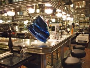 D jeuner dans un restaurant d 39 h tel de luxe paris les bons plans sil - Brasserie lutetia menu ...