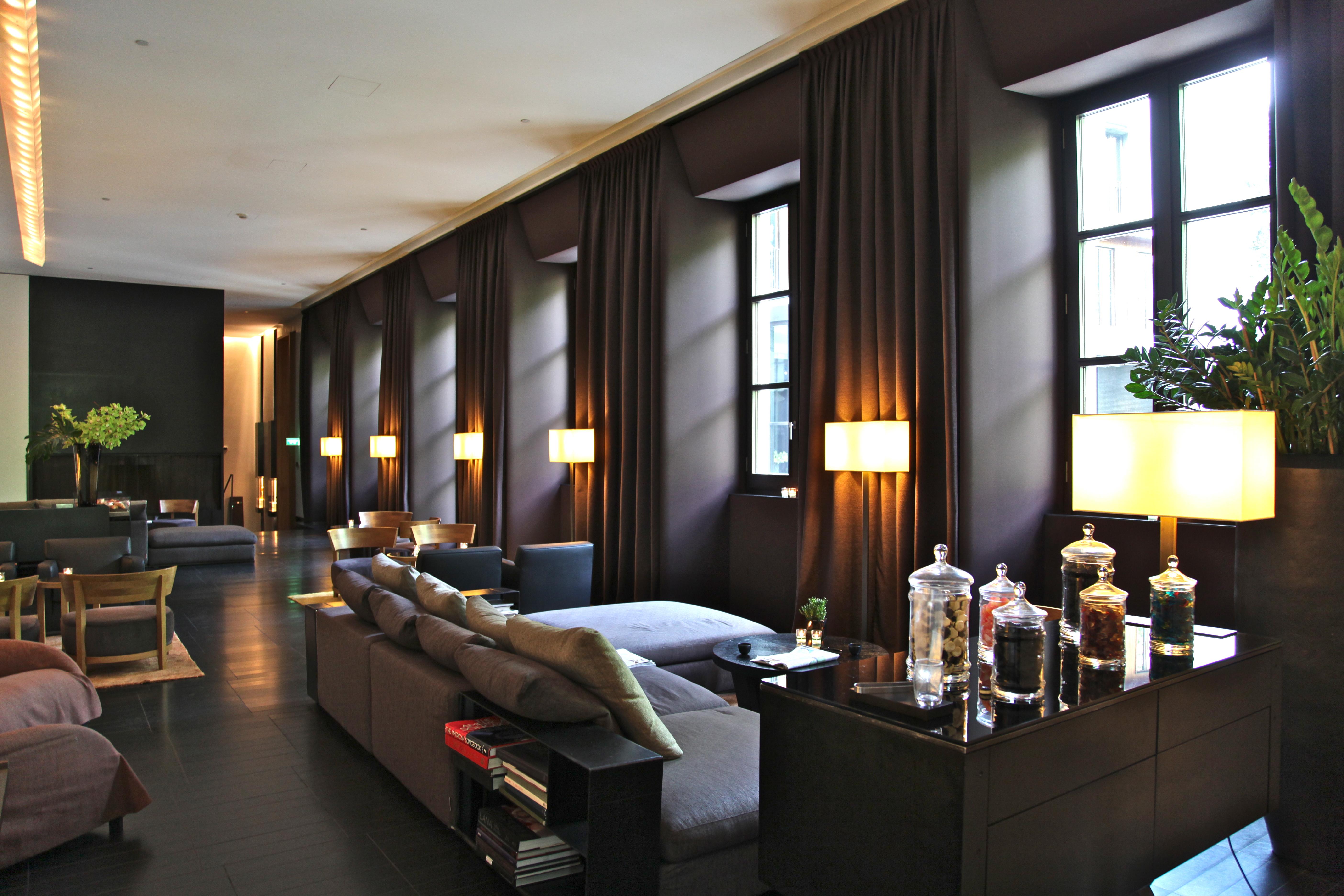 Bulgari hotel milan silencio hotels luxe lounge 1 silencio for Design hotel milan