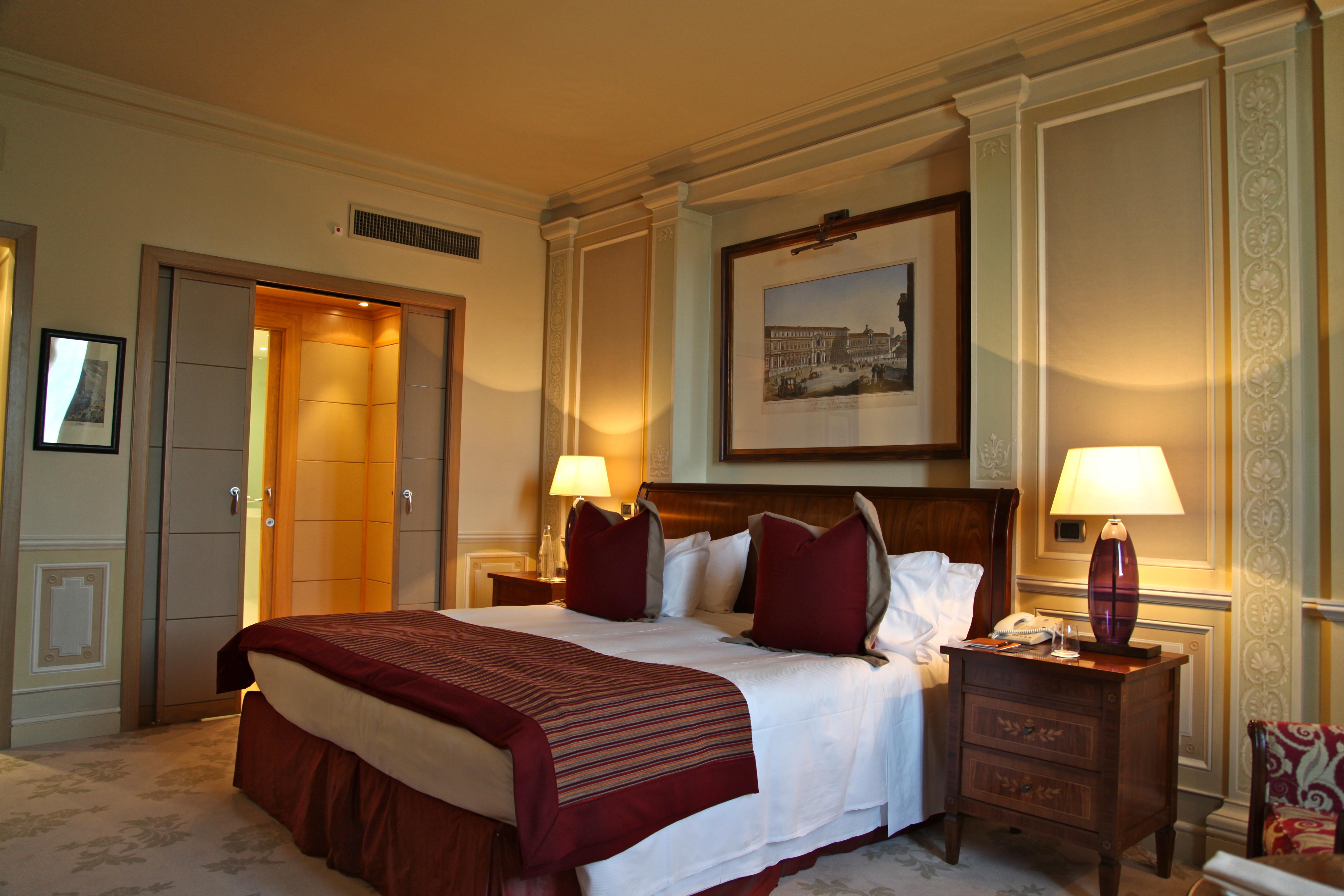 Principe di savoia milan silencio hotel luxe chambre   silencio