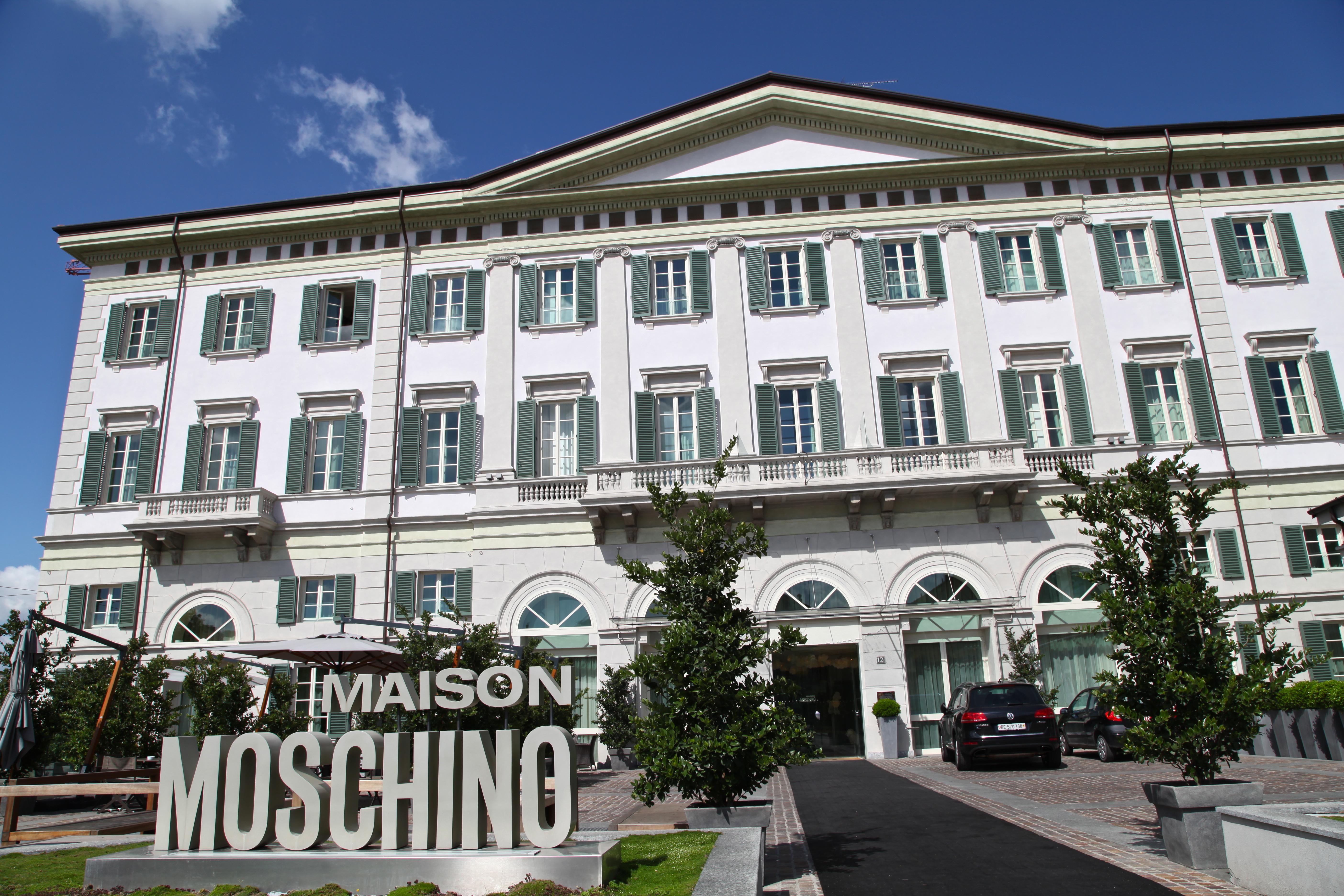 Maison Moschino Milan Silencio Hotel Luxe Exterieur