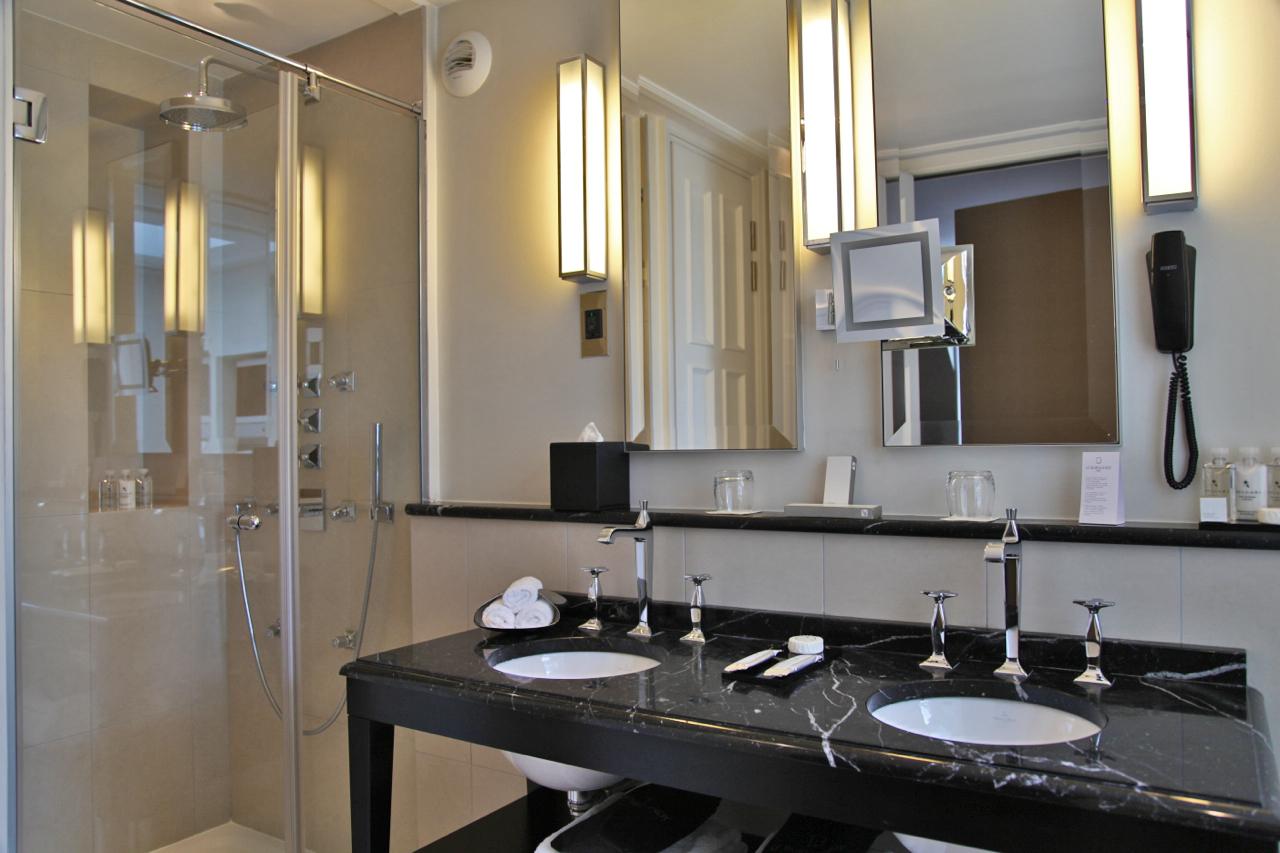 Colonne Salle De Bain ~ Hotel Le Burgundy Suite Appartement Paris Silencio Salle De Bains