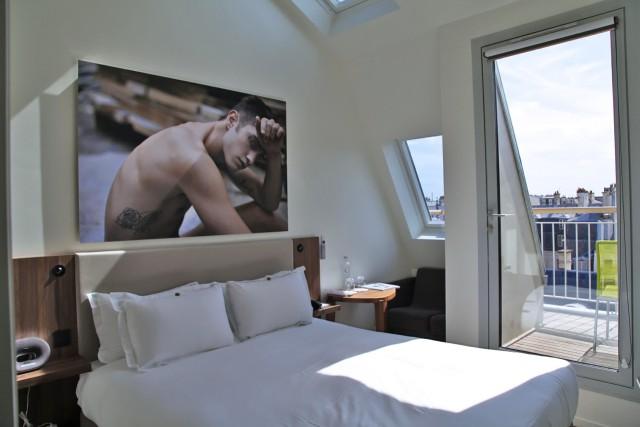 la nuit am ricaine parisienne h tel jules jim silencio. Black Bedroom Furniture Sets. Home Design Ideas
