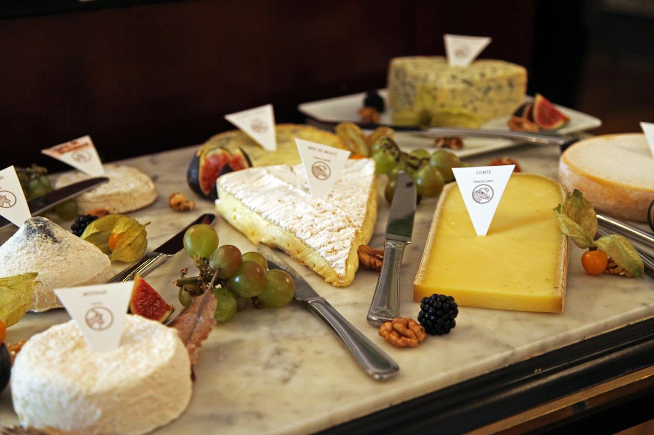 Un brunch l 39 h tel lutetia silencio - Brasserie lutetia menu ...