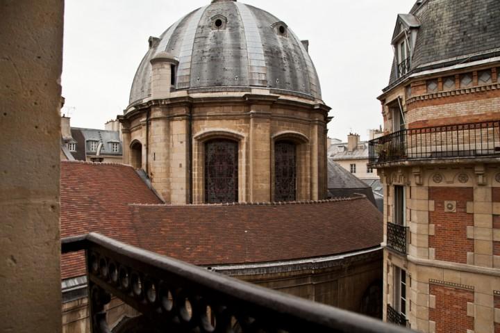 Hotel-Lumen-Paris-Silencio-chambre-vue