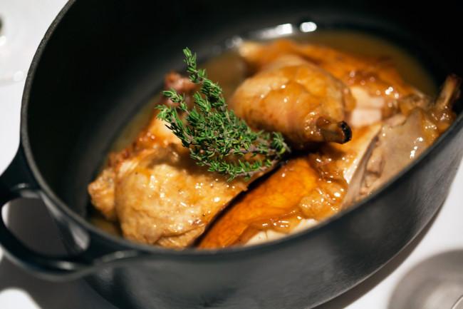 Brunch-Hotel-Metropolitan-Paris-Silencio-poulet
