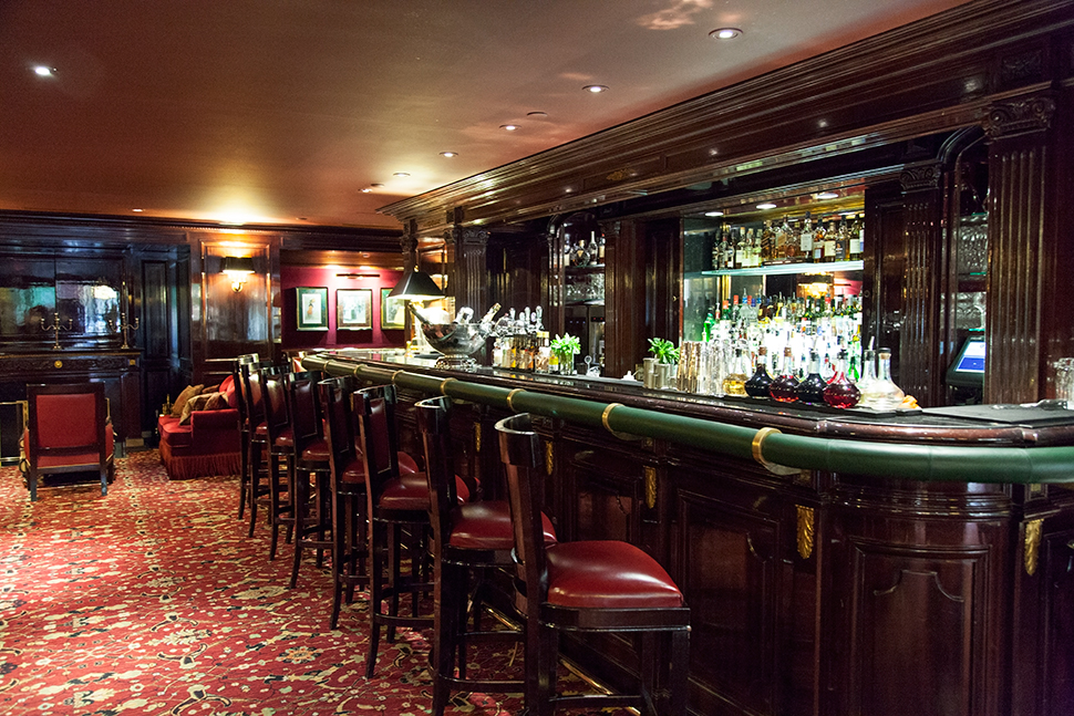 Le Bar De L U0026 39 Intercontinental Paris Le Grand Revisite Les