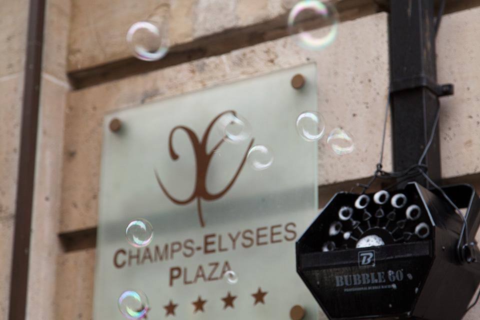Hotel-Champs-Elysees-Plaza-Champagne-Taittinger-Silencio-bulles