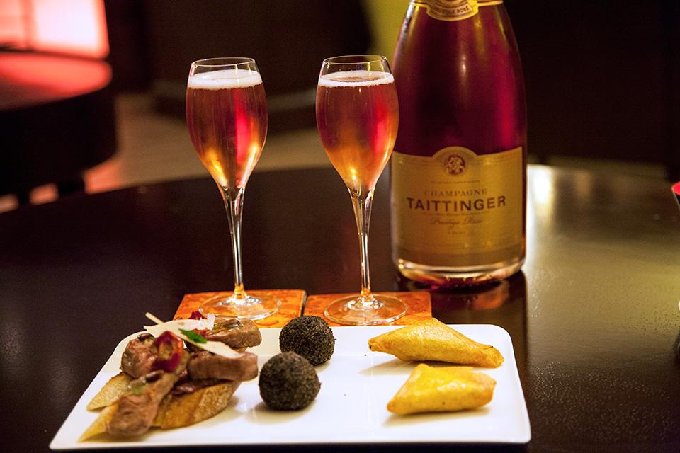 Soirée Champagne Taittinger Hôtel Champs Elysées Plaza