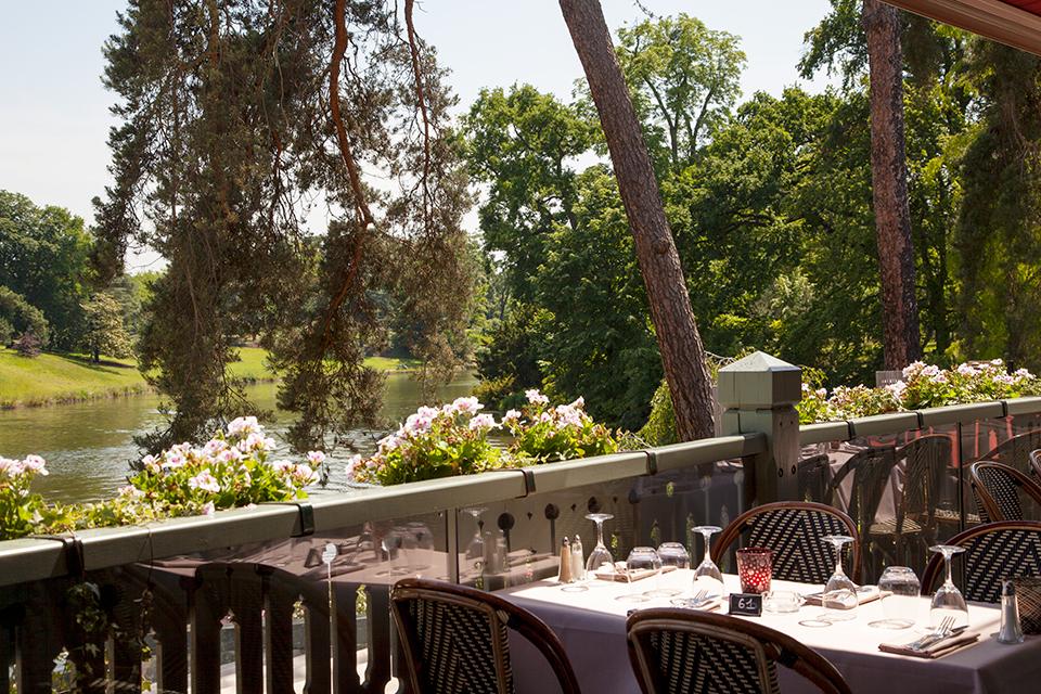 le chalet des iles restaurant 75016 bois de boulogne silencio