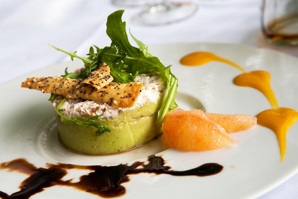 Restaurant-Le-Petit-Poucet-Levallois-Perret-Silencio-crabe-avocat