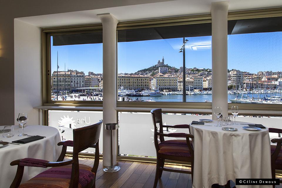 Une table au sud restaurant gastronomique marseille - Restaurant italien marseille vieux port ...