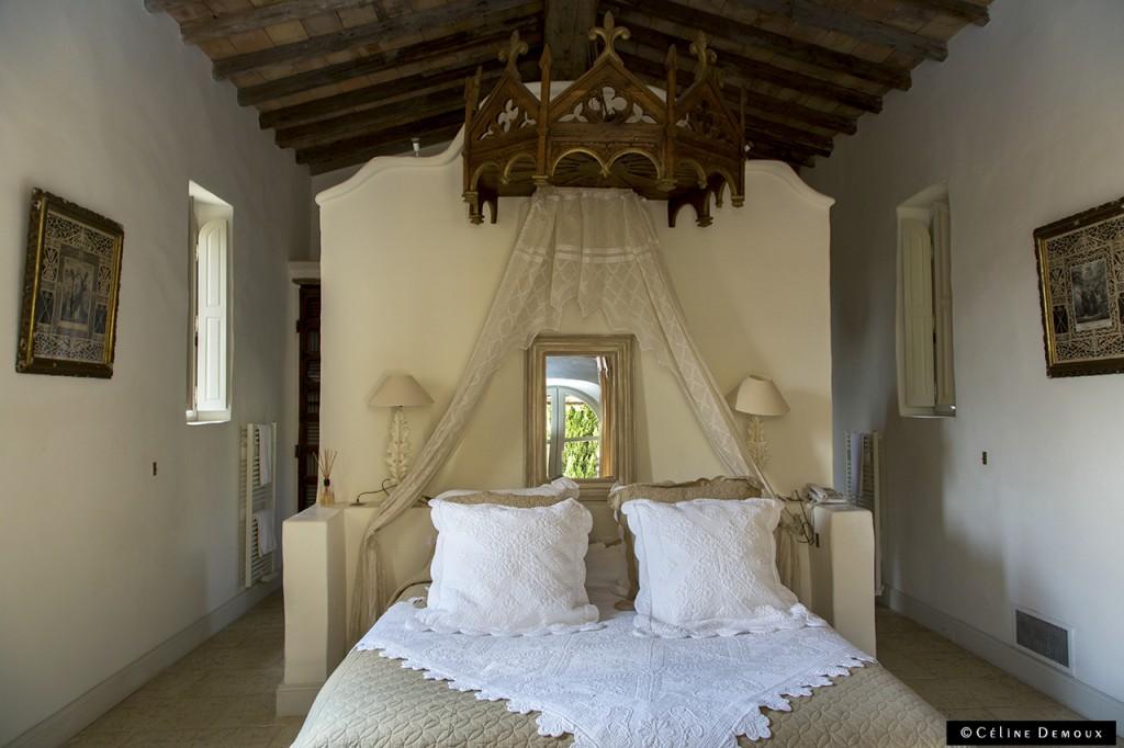 Hotel-Le hameau-des-Baux-Paradou-Silencio-chambre chapelle-chambre