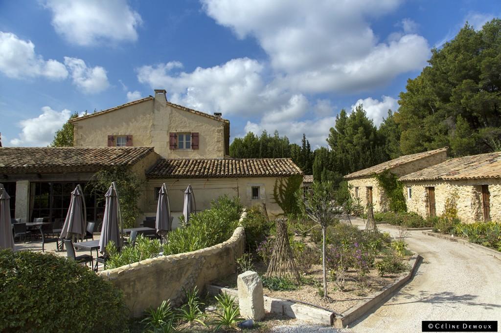 Hotel-Le hameau-des-Baux-Paradou-Silencio-exterieur