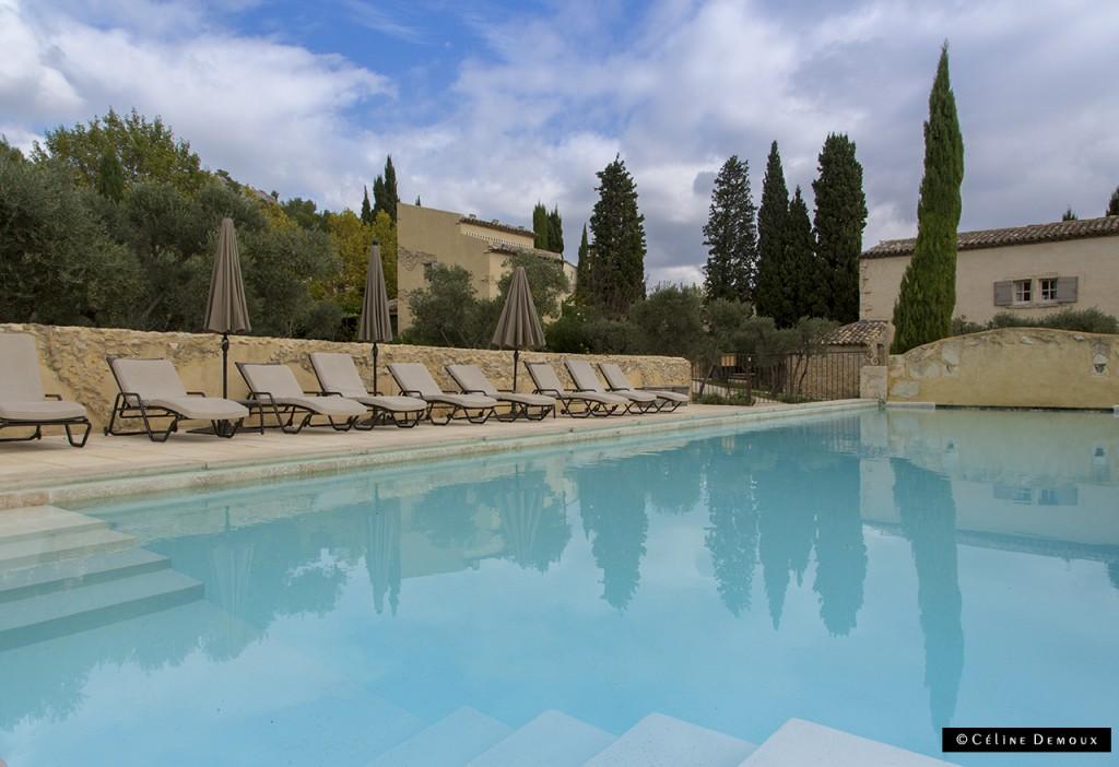 Hotel-Le hameau-des-Baux-Paradou-Silencio-piscine 01