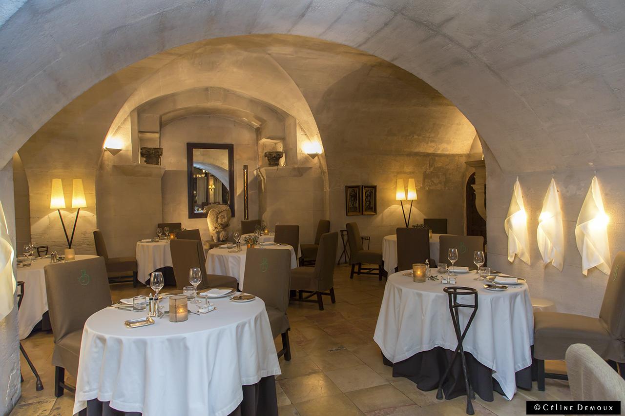 Ne manquez pas le restaurant de l 39 oustau de baumani re 2 - Restaurant la salle a manger a salon de provence ...