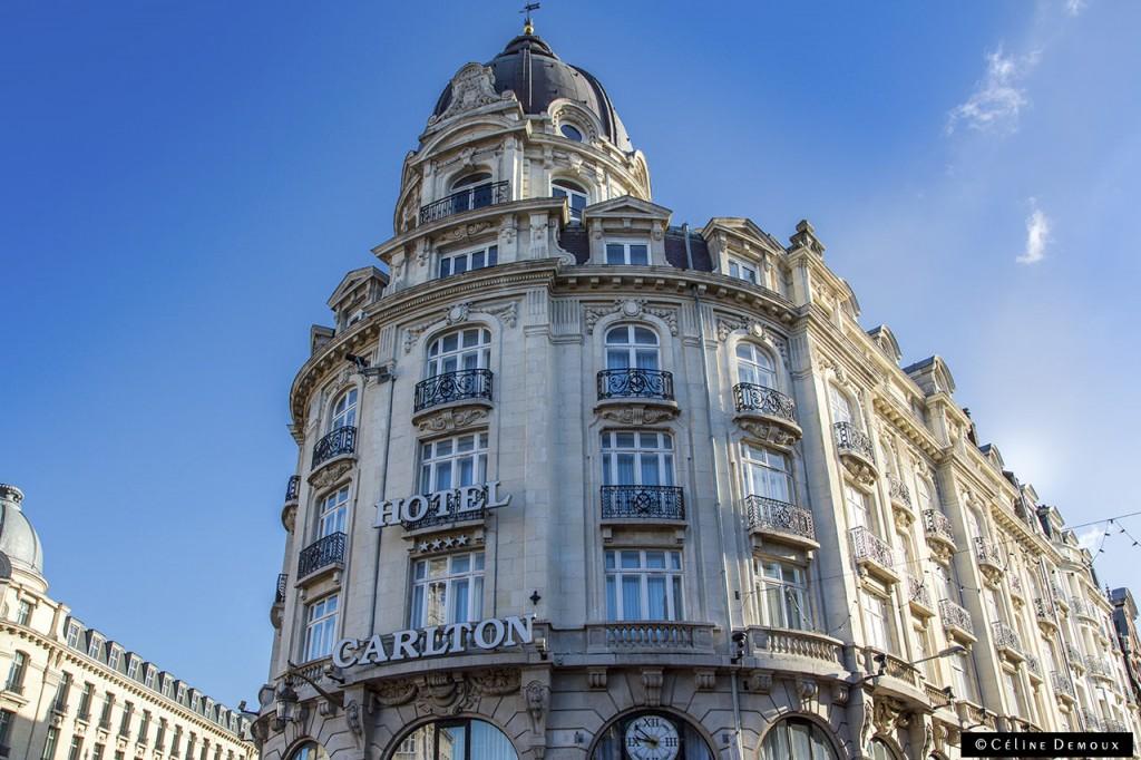 Le carlton lille racont de l 39 int rieur silencio for Hotels lille