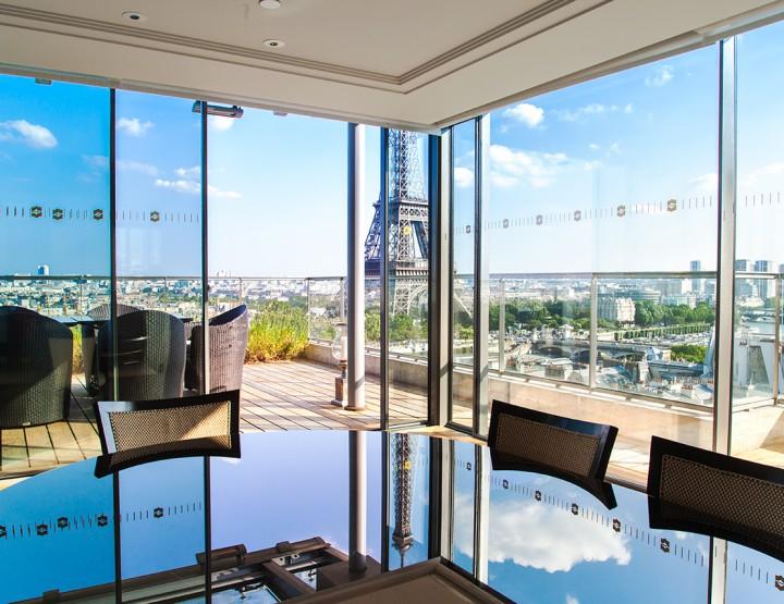 Le Shangri-La Paris reçoit la distinction Palace !