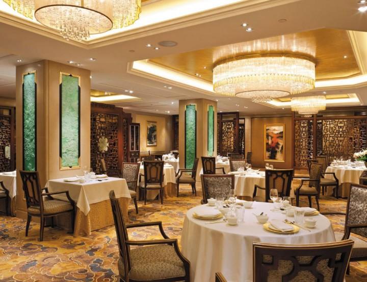 Le Shang Palace au Shangri-La Paris: dim-sum, mais pas que!