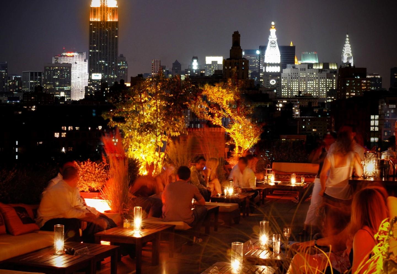 Le Top Des Bars Rooftops D H 244 Tels 224 New York Silencio