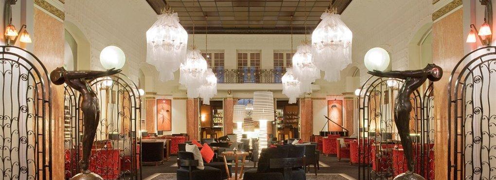 F tes de fin d 39 ann e 2013 les menus de r veillon des grands h tels sil - Le lutetia restaurant paris ...
