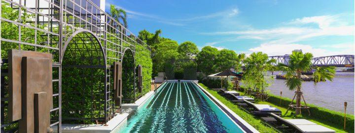 6 h tels de luxe bangkok - Hotel bangkok piscina ...