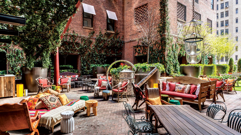 11 Hotels Rooftop Bars In New York You Should Not Miss Silencio