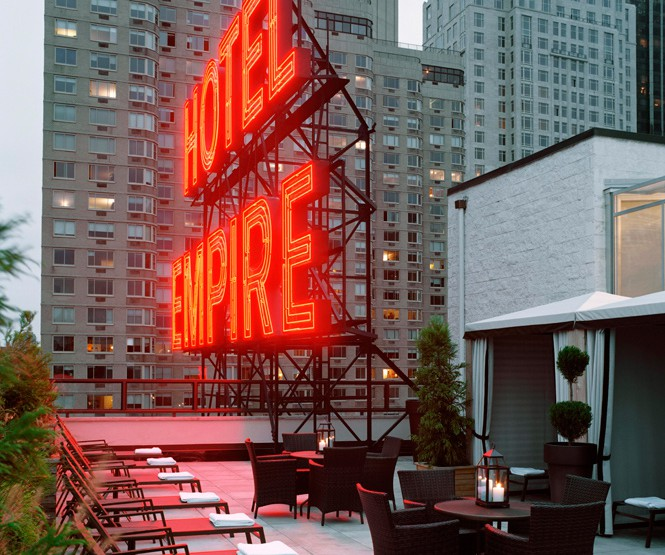 11 Hotels Rooftop Bars in New-York You Should Not Miss