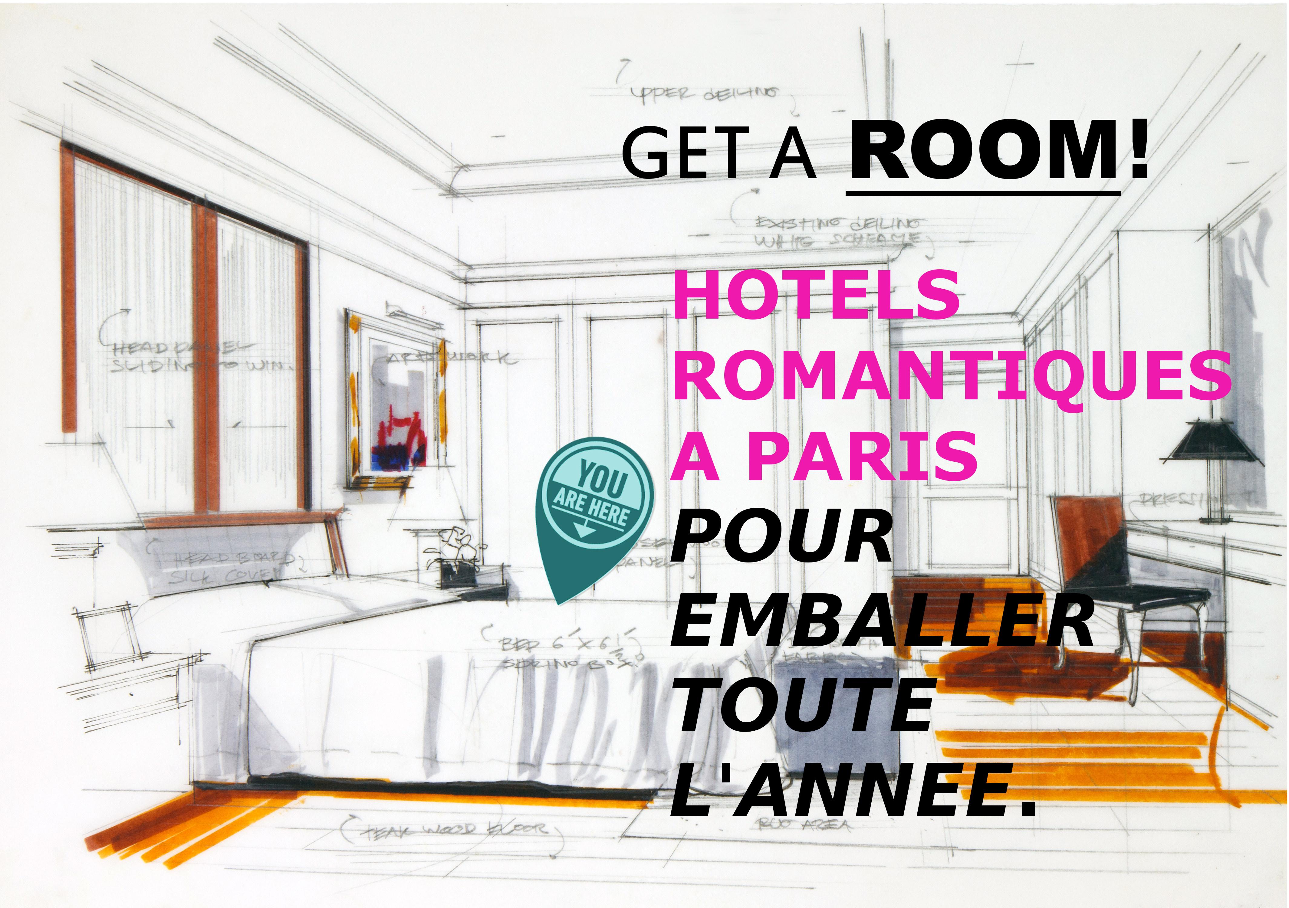 St Valentin Toute Lannée Oui Guide Des Hôtels Romantiques à Paris