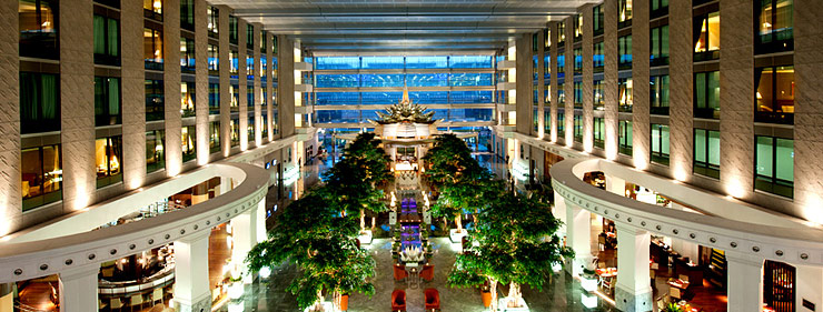 Hotel Proche Aeroport Bangkok Suvarnabhumi