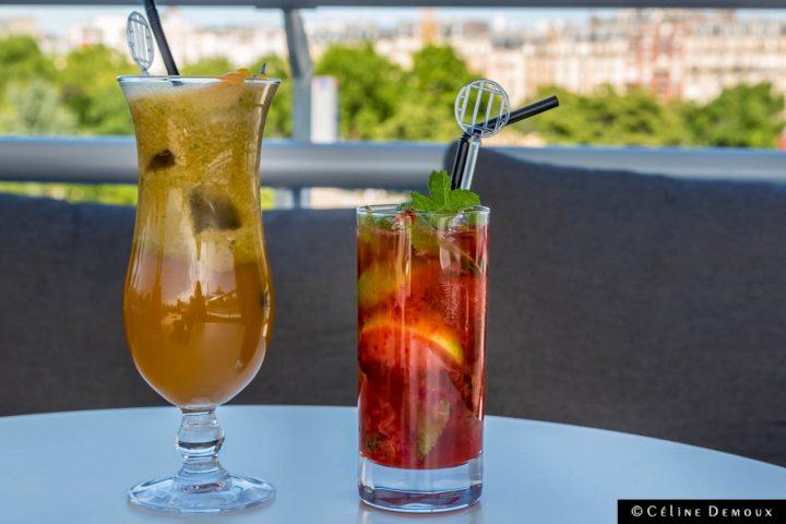 Cocktails-toit-terrasse-Molitor-Silencio