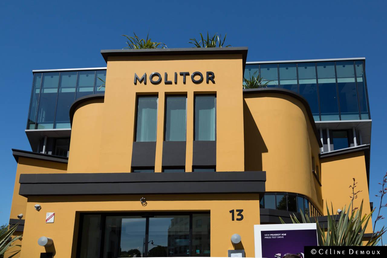Alors le rooftop du molitor silencio for Molitor hotel paris