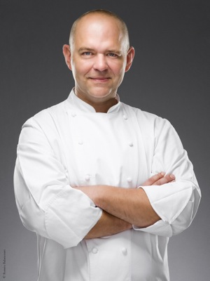 Le Chef Christophe Moret rejoint le Shangri-La Paris