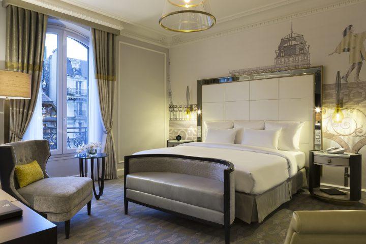 Chambre Hilton Paris Opera