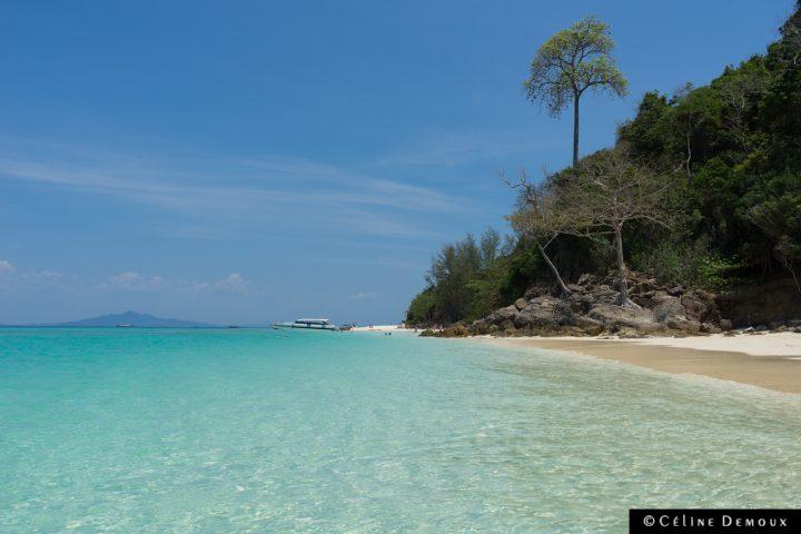 Bamboo Island-Phi phi tour-Silencio