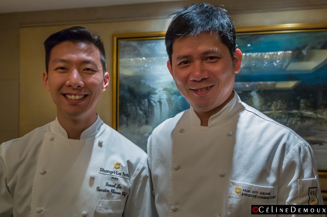 Shangri-La-Paris-Chef Mok-Chef Lee- Hong kong-Silencio