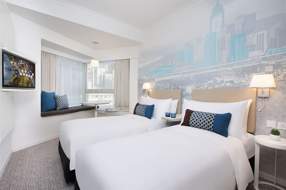 Ozo wesley boutique h tel design hong kong silencio for Hotel design 75003