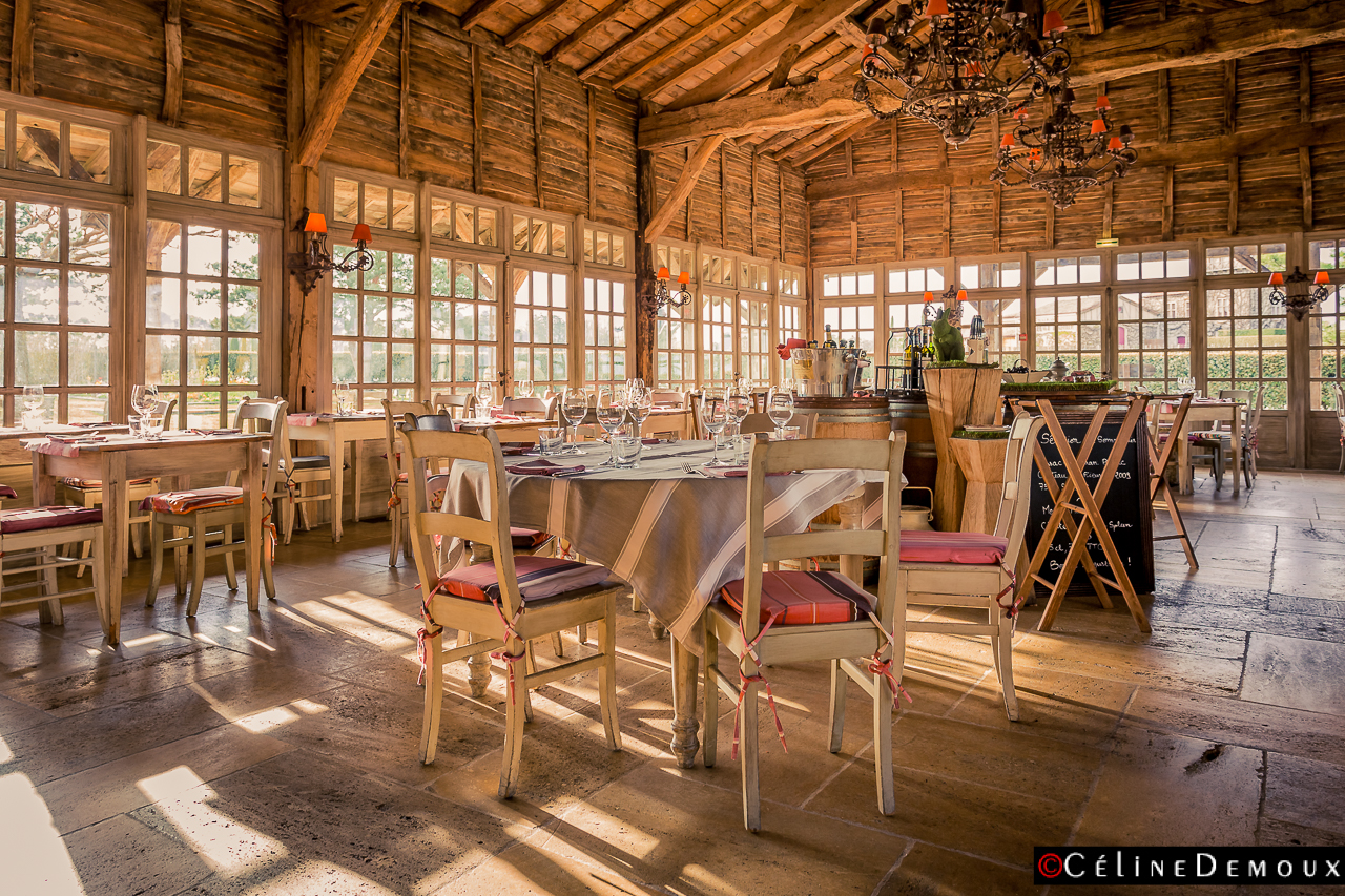 Les sources de caudalie 12 raisons de r server votre week - Restaurant martillac la table du lavoir ...