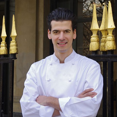 Restaurant-Palais-Royal-Paris-Evok-Silencio-Chef Philip Chronopoulos