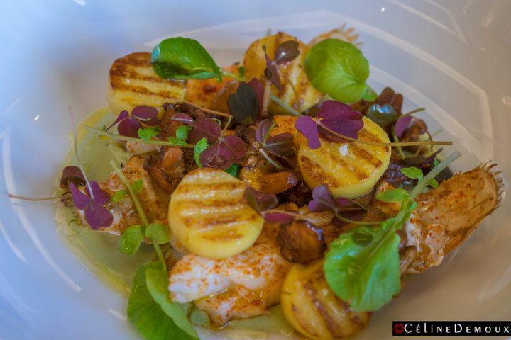 Restaurant-Palais-Royal-Paris-Evok-Silencio-langoustine
