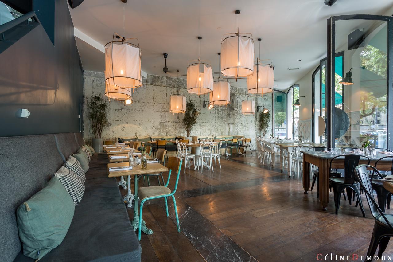 Restaurant Baili Paris