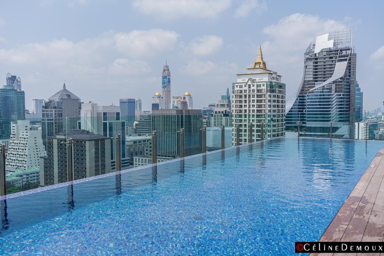 Indigo bangkok love at first sight silencio - Hotel bangkok piscina ...