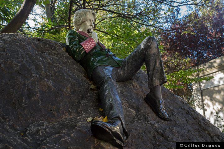 Statue-Oscar-Wilde-Dublin-Silencio