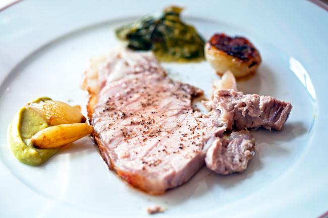 Restaurant-Arpege-Alain-Passard-Paris-Silencio-carré-de-veau
