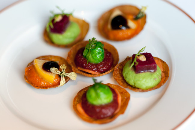 Restaurant-Arpege-Alain-Passard-silencio-amuse bouche