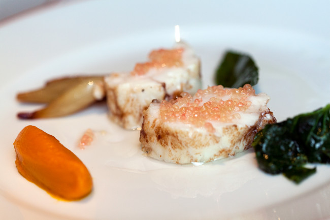 Restaurant-Arpege-Alain-Passard-silencio-lotte 02