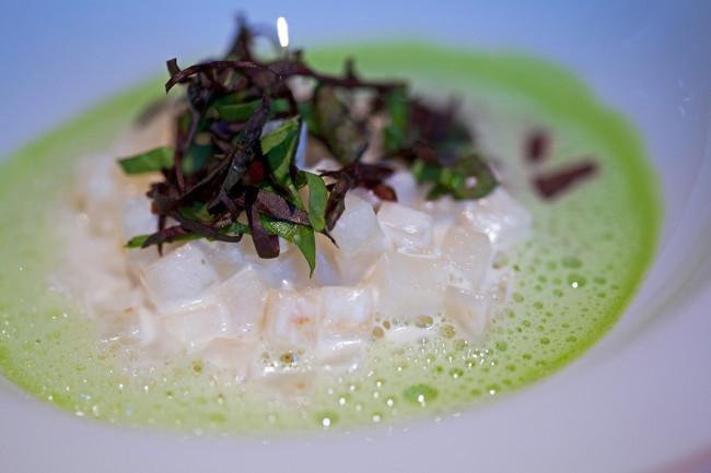 Restaurant-Arpege-Alain-Passard-silencio-risotto celeri