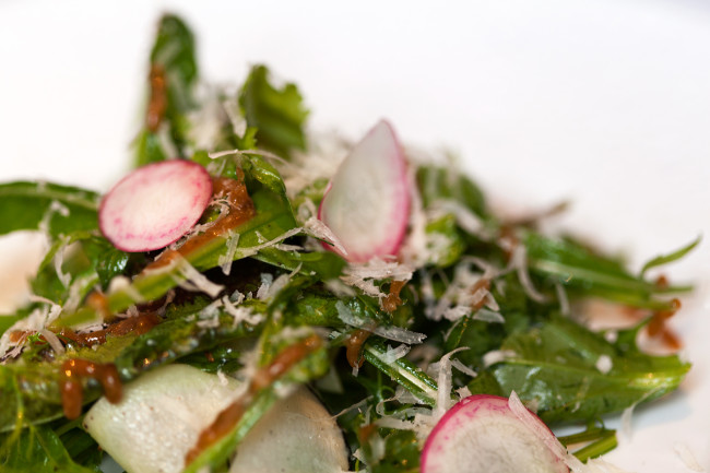 Restaurant-Arpege-Alain-Passard-silencio-salade 02
