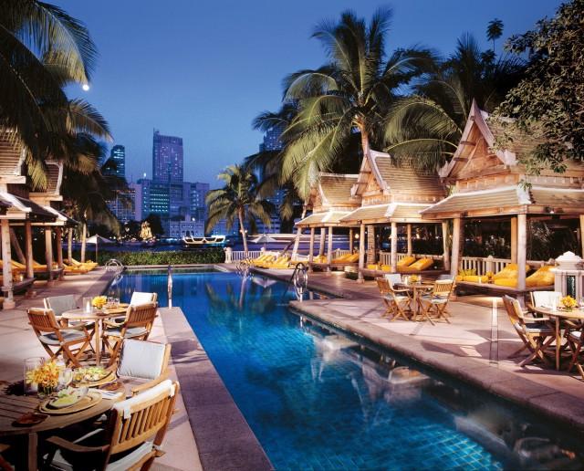 the peninsula bangkok h tel de luxe tha lande. Black Bedroom Furniture Sets. Home Design Ideas