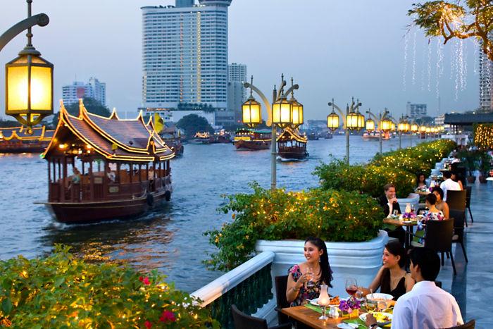 photo hotel de luxe pas cher bangkok